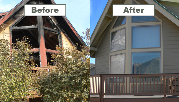 Repairing Fire Damage Requires Careful Attention To Detail W L Harder Will Rebuild The Home Ensure That Safety Issues Are Taken Care Of And S
